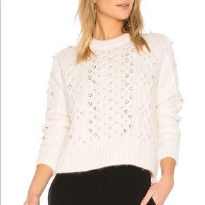 Rag & Bone Jemima Pearl Sweater Wool